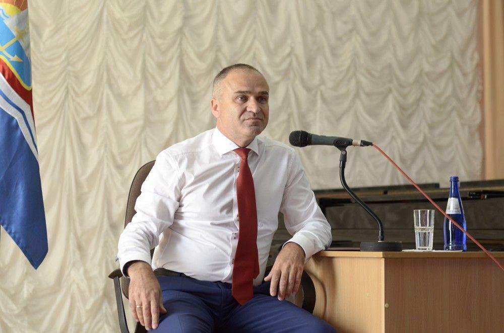 Сегодня глава администрации Феодосии проведет очередную встречу с гражданами