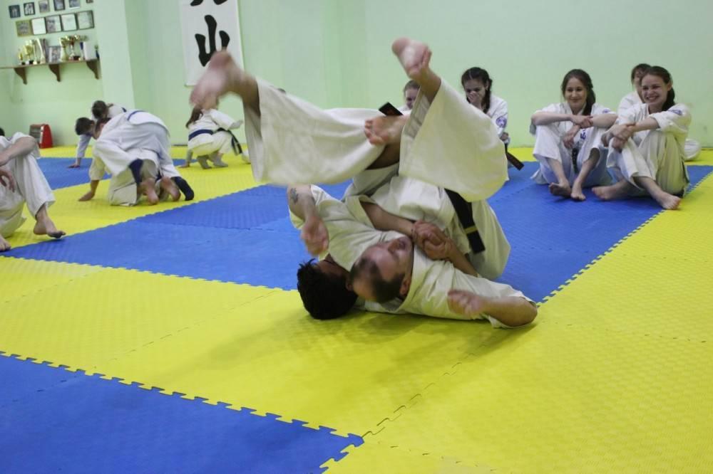 Экзамены и жесткие спарринги для феодосийских спортсменов