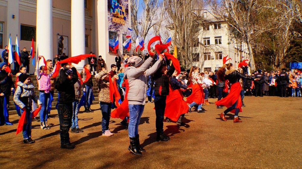 День воссоединения Крыма с Россией