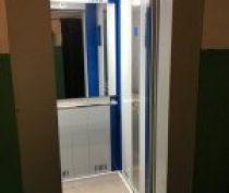 В одном из девятиэтажных домов Керчи до сих пор не работает новый лифт