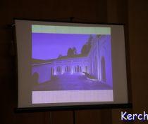 На заседании Общественного совета по мосту показали, как хотят отреставрировать крепость Керчь