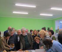 Керченский лапидарий посетил президент российской академии наук