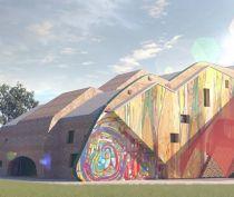 Строительство «Волшебного театра» в Феодосии отложили на неопределенный срок