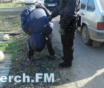 Керченские пограничники пресекли незаконный оборот наркотиков