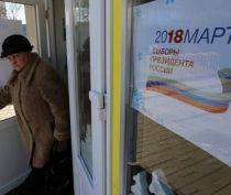 Избирком Крыма подвел окончательные итоги выборов президента России