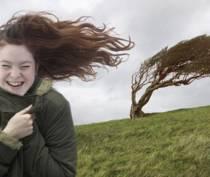 Ветрено и прохладно сегодня в Керчи