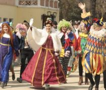Карнавал пройдет в Феодосии