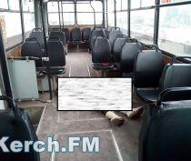 В троллейбусе Керчи умерла пассажирка