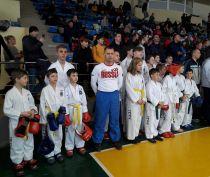 31 медаль у феодосийских тхэквондистов