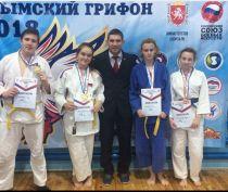Феодосийская дзюдоистка завоевала бронзу