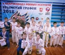 15 медалей завоевали феодосийские джитсеры