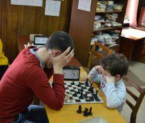 Юные шахматисты Феодосии сыграли с керчанами
