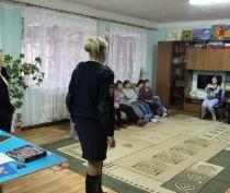 Полицейские провели «Урок права» с воспитанниками центра реабилитации в Феодосии