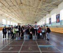 Керчане заняли третье место во втором этапе фестиваля ГТО