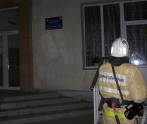 Огнеборцы ликвидировали условный пожар в детском саду в Щебетовке (ФОТО)