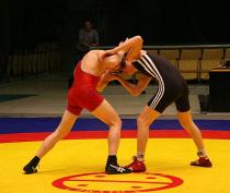 Призёры двух крупных юношеских турниров по греко-римской борьбе определены в Симферополе