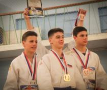 Симферопольские борцы завоевали 8 медалей на межрегиональном турнире по дзюдо