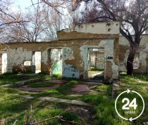 Неприглядная сторона Комсомольского парка