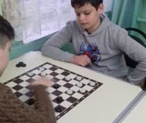 Соревнования по шашкам