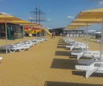 Два десятка пользователей феодосийских пляжей подали документы для работы в курортный сезон