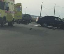 В аварии под Евпаторией погиб мотоциклист