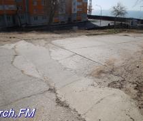 Перед домом для «заливчан» заасфальтировали внутридворовую дорогу
