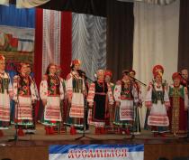 Республиканский фестиваль «Родные напевы» прошел в Приморском