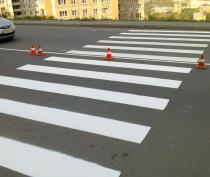 Власти Симферополя предупредили об изменении дорожной разметки в центре города