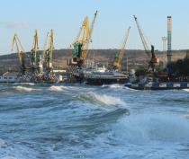 Неспокойное черное море