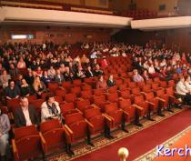 В Керчи выступил коллектив Крымской государственной филармонии (видео)