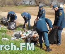 В Керчи пройдет акция «Чистый берег»