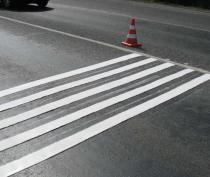 В Симферополе пока нет хороших дорог для качественной разметки – глава администрации