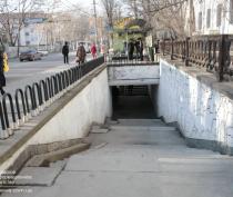Подземные пешеходные переходы Симферополя будут приведены к единому стилю