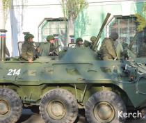 Крымчанам в День Победы покажут порядка 80 единиц военной техники
