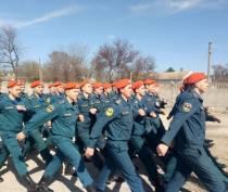 Крымские спасатели начали подготовку к керченскому Параду Победы