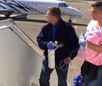 Спецборт МЧС доставит тяжелобольного ребенка из Симферополя на лечение в Санкт-Петербург