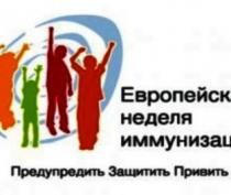 Европейская неделя вакцинации в Феодосии