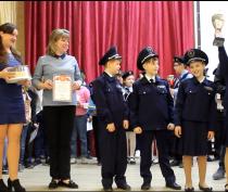 В Евпатории прошли соревнования среди юных инспекторов движения