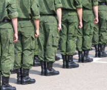 Первые команды призывников из Крыма отправились к местам службы
