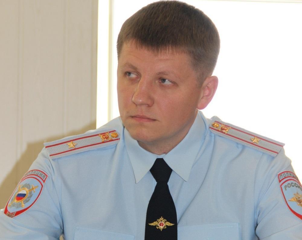 Фото новости - Личный прием начальником полиции
