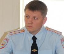 Личный прием начальником полиции