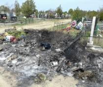 На феодосийском кладбище