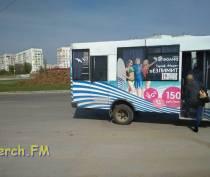 В Керчи водитель маршрутки после нападения пенсионера оказался в больнице