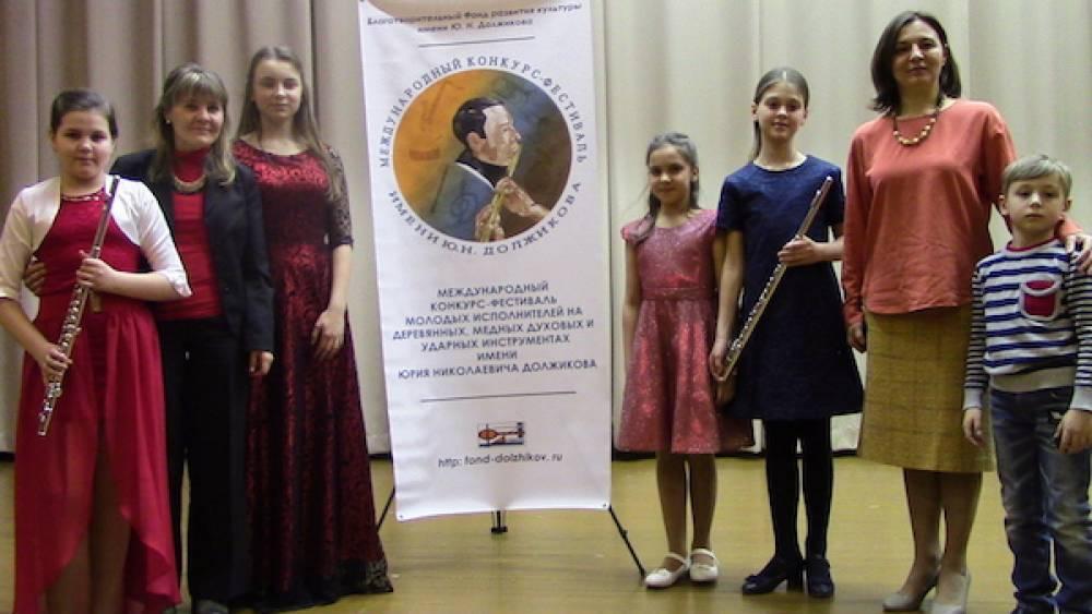 Фото новости - Наши в Москве!