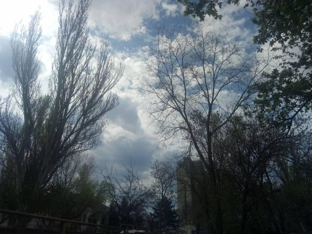 Фото новости - Облачно, без осадков