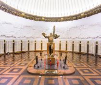 Виртуальная экскурсия по Музею Победы в Москве