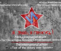 Крымчане сдадут тест на знание истории Великой Отечественной войны
