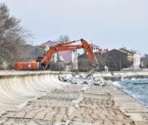 Реконструкция набережной: проект больших изменений