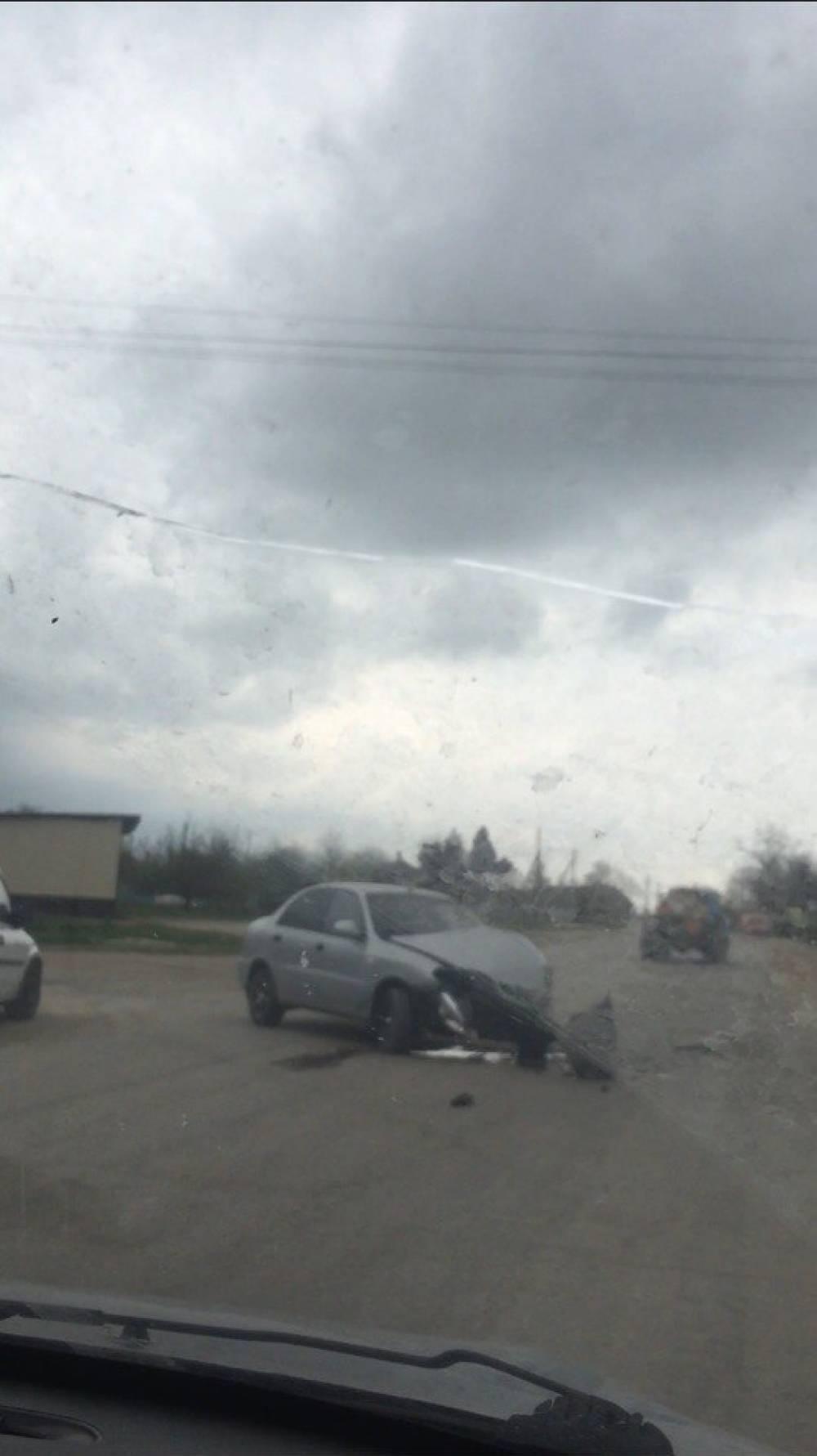 Фото новости - ДТП. Владиславовка