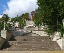 Госкомнаследия Крыма согласовал проект реставрации Митридатской лестницы в Керчи